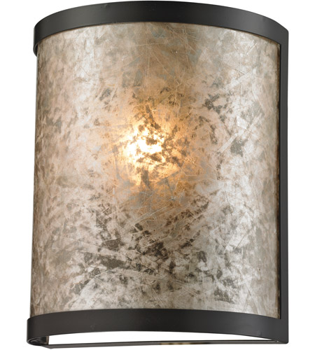 Mica 1 Light 7 Inch Oil Rubbed Bronze Sconce Wall