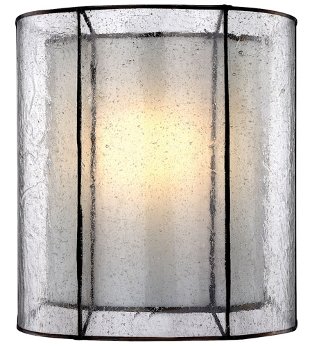 Elk 70223 1 Mirage 1 Light 9 Inch Tiffany Bronze Wall Sconce Wall
