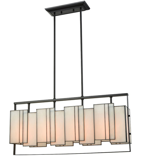 Stratus 4 Light 31 Inch Oil Rubbed Bronze Chandelier Ceiling