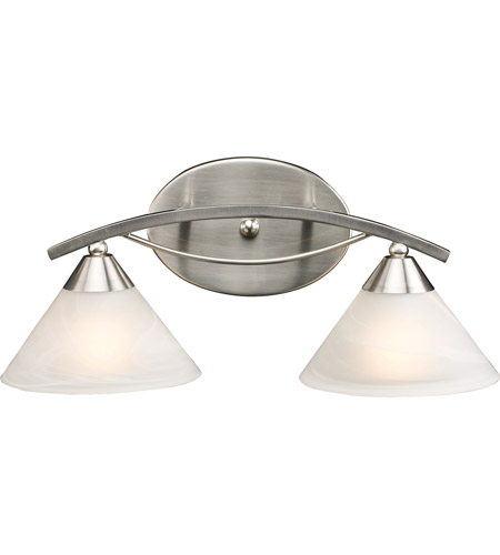 ELK 7631/2 Elysburg 2 Light 18 inch Satin Nickel Vanity Wall Light photo