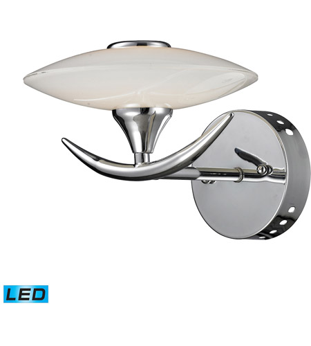 Nulco by ELK Lighting Catalana LED Vanity in Chrome 81000/1 photo