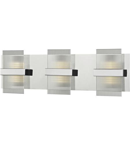 Desiree Led 21 Inch Polished Chrome Vanity Light Wall