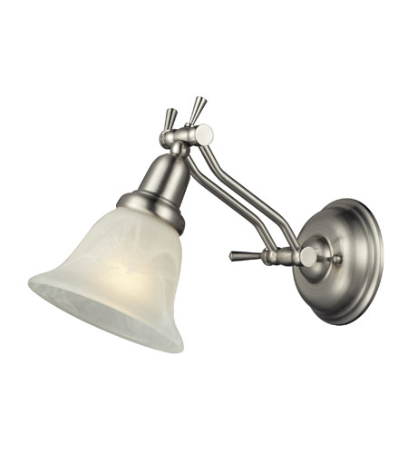 ELK Satin Brass Bathroom Vanity Lights