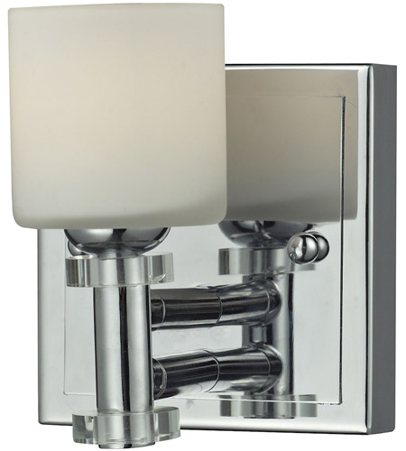 ELK 84070/1 Elis 1 Light 4 inch Chrome Vanity Wall Light photo