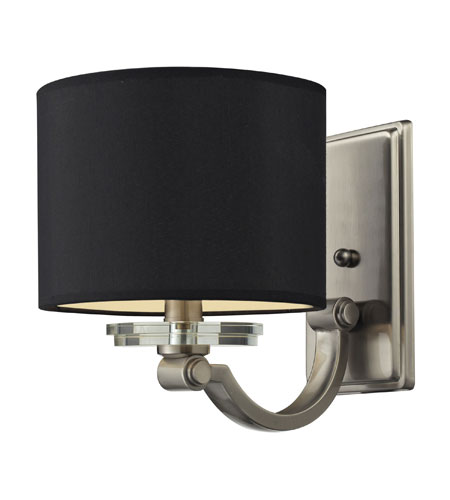 Nulco by ELK Lighting Montauk 1 Light Wall Sconce in Pewter 84102/1 photo