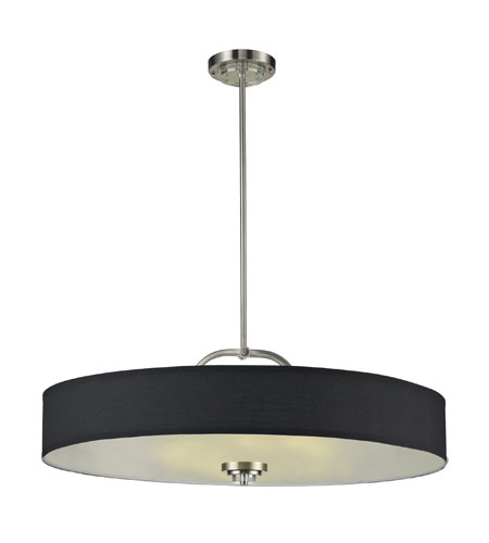 ELK 84110/6 Montauk 6 Light 34 inch Pewter Pendant Ceiling Light photo