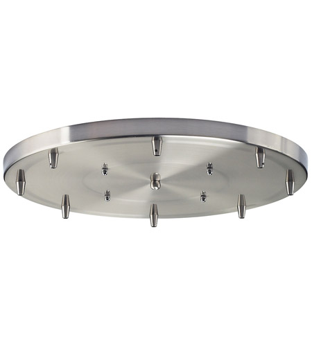 ELK Lighting Illuminare Accessories Canopy in Satin Nickel 8R-SN photo