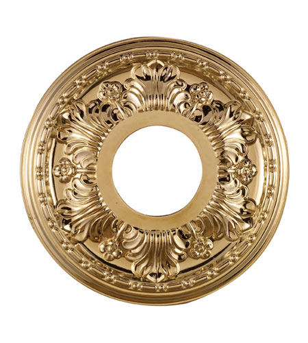 ELK Lighting Acanthus Medallion in Gold M1000GD photo