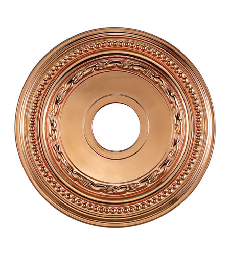 ELK Lighting Campione Medallion in Copper M1001CO photo