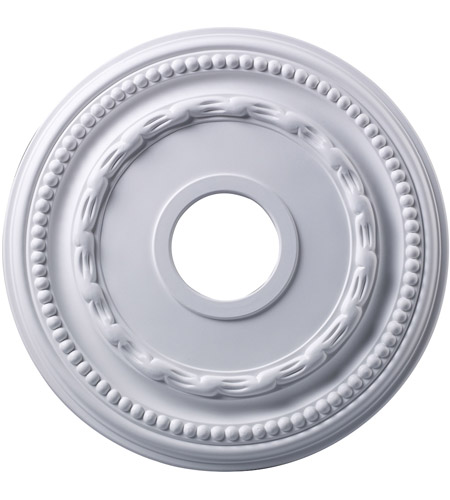 ELK Lighting Campione Medallion in White M1001WH photo