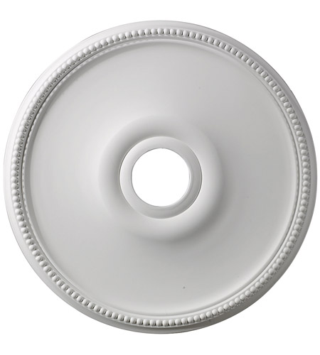 ELK Lighting Brittany Medallion in White M1003 photo
