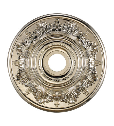 ELK Lighting Laureldale Medallion in Chrome M1004CHR photo