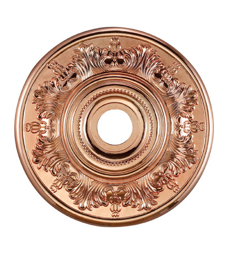 ELK Lighting Laureldale Medallion in Copper M1004CO photo