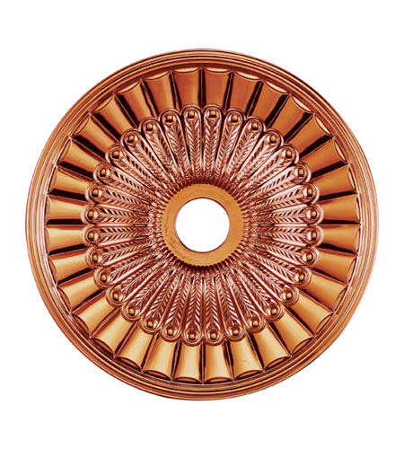 ELK Lighting Hillspire Medallion in Copper M1007CO photo