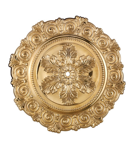 ELK Lighting Marietta Medallion in Gold M1011GD photo