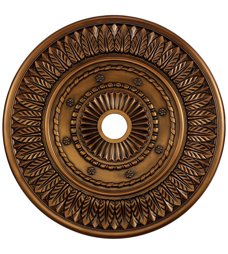 ELK Lighting Corinna Medallion in Antique Bronze M1013AB photo