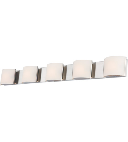 48 Inch Chrome Vanity Light Wall