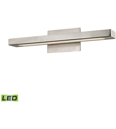 ELK BVL390 10 16M Newbury LED 21 Inch Brushed Nickel Wall Sconce Wall Light
