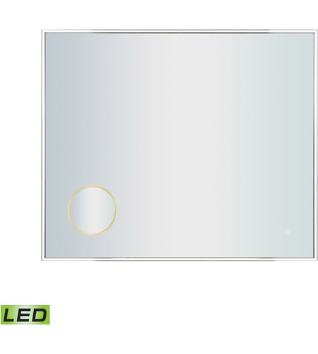 ELK LM3K-3630-BL4-MAG LED Lighted Mirrors 36 X 30 inch Polished Chrome Wall Mirror photo