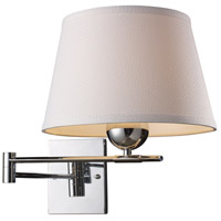 ELK 10106/1 Lanza 25 inch 150 watt Polished Chrome Swingarm Wall Light in Standard photo thumbnail