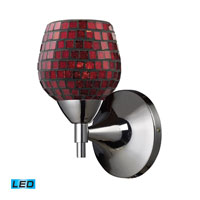 ELK Lighting Celina 1 Light Wall Sconce in Polished Chrome 10150/1PC-CPR-LED
