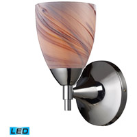 ELK Lighting Celina 1 Light Wall Sconce in Polished Chrome 10150/1PC-CR-LED