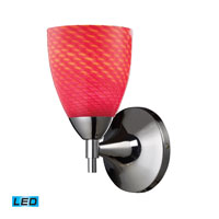 ELK Lighting Celina 1 Light Wall Sconce in Polished Chrome 10150/1PC-SC-LED
