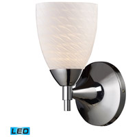 ELK Lighting Celina 1 Light Wall Sconce in Polished Chrome 10150/1PC-WS-LED