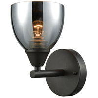 ELK 10270/1 Reflections 1 Light 7 inch Oil Rubbed Bronze Vanity Light Wall Light
