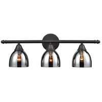 ELK 10272/3 Reflections 3 Light 25 inch Oil Rubbed Bronze Vanity Light Wall Light
