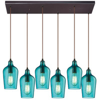 elk-lighting-hammered-glass-chandeliers-10331-6rc-haq