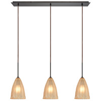 Calipsa LED 36 inch Oil Rubbed Bronze Pendant Ceiling Light