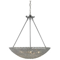 ELK Lighting Hammond 5 Light Pendant in Polished Chrome 10483/5