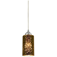 ELK 10505/1 Illusions 1 Light 4 inch Polished Chrome Mini Pendant Ceiling Light in Standard Incandescent