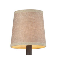 Veronica Textured Linen 5 inch Shade
