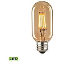Signature LED Medium Medium 3 watt 2700K LED Bulb