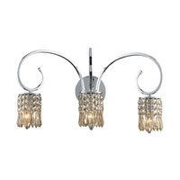 ELK Lighting Optix 3 Light Vanity in Polished Chrome 11207/3