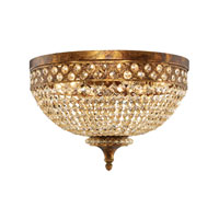 ELK Lighting Montavilla 6 Light Flush Mount in Spanish Bronze 11292/6