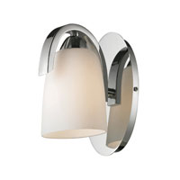 ELK Lighting Somerset 1 Light Bath Bar in Polished Chrome 11385/1