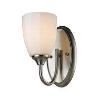 ELK Lighting Ridgeway 1 Light Bath Bar in Brushed Nickel 11420/1