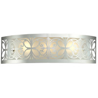 Willow Bend 3 Light 25 inch Polished Chrome Bath Bar Wall Light