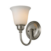 ELK Lighting Ventura 1 Light Bath Bar in Brushed Nickel 11433/1