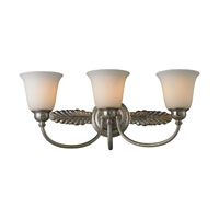ELK Lighting Ventura 3 Light Bath Bar in Brushed Nickel 11435/3