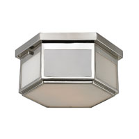 ELK Lighting Signature 2 Light Flush Mount in Polished Chrome 11442/2
