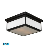 ELK Lighting Signature 2 Light Flush Mount in Oiled Bronze 11454/2-LED