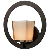 Serenity 1 Light 10 inch Oil Rubbed Bronze Sconce Wall Light