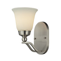 Sullivan 1 Light 6 inch Brushed Nickel Wall Sconce Wall Light