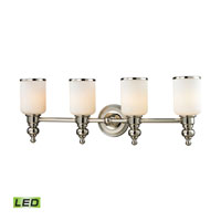 ELK Lighting Bristol LED Bath Bar in Polished Nickel 11573/4-LED