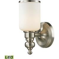 ELK Lighting Bristol LED Bath Bar in Brushed Nickel 11580/1-LED