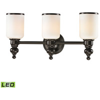 ELK Lighting Bristol LED Bath Bar in Oil Rubbed Bronze 11592/3-LED